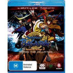 Sengoku Basara Samurai Kings 2 on DVD.