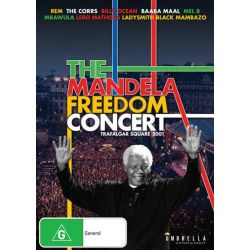 The Nelson Mandela Freedom Concert on DVD.