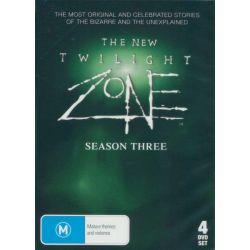 The Twilight Zone - New Twilight Zone - Season 3 on DVD.