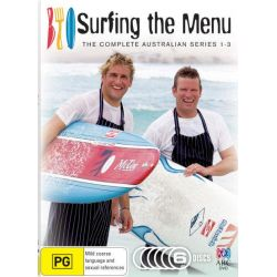 Surfing the Menu : 6 Disc Set on DVD.