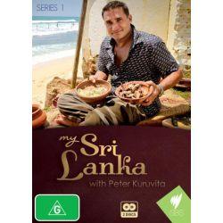 My Sri Lanka with Peter Kuruvita - Series 1 on DVD.