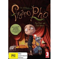 The Adventures of Figaro Pho on DVD.