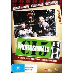 The Professionals on DVD.