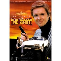Return of the Saint (25th Anniversary Special Edition) (7 Discs) on DVD.