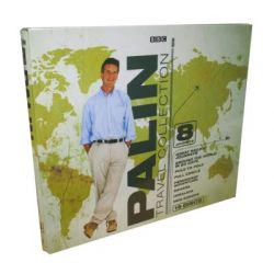 Michael Palin Travel Collection on DVD.