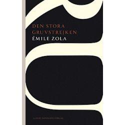 Den stora gruvstrejken - Émile Zola - Bok (9789101001659)