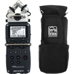 Zoom  H5 Handy Recorder and Case Kit  B&H Photo Video