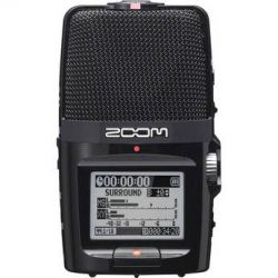 Zoom H2n Handy Recorder Portable Digital Audio Recorder ZH2N B&H