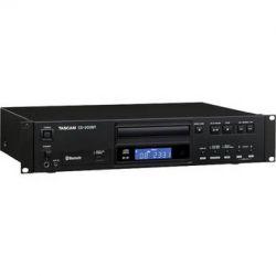 Tascam CD-200BT Rackmount CD Player With Bluetooth CD-200BT B&H