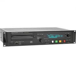 Marantz CDR633 Rackmount Slot-Loading CD Player/Recorder CDR633