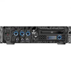 Pyle Pro PD450A 400W Multi-Voltage Amplifier PD450A B&H Photo