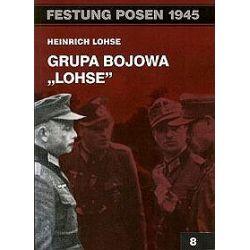 "Grupa bojowa ""Lohse"" - Heinrich Lohse"