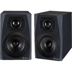 "ICON Digital SX-4A 4.5"" Compact 2-Way Active Studio SX-4A"