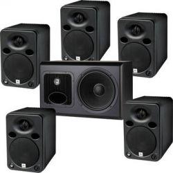 JBL LSR6325P & LSR6312SP 5.1 Surround Sound LSR6325P/5.1 B&H