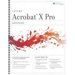 Acrobat X Pro, Advanced by Axzo Press, 9781426028984.