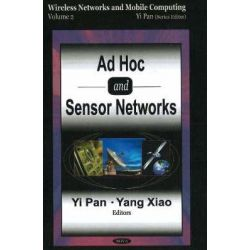 Ad Hoc and Sensor Networks, v. 2 by Yang Xiao, 9781594543968.
