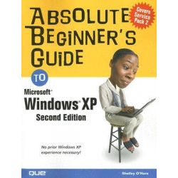 Absolute Beginner's Guide to Windows XP by Larry Sabato, 9780789734327.