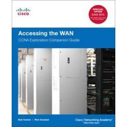 Accessing the WAN, CCNA Exploration Companion Guide by Bob Vachon, 9781587133497.