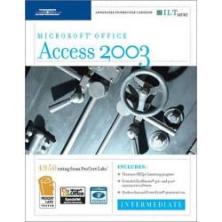 Access 2003, Intermediate, 2nd Edition + Certblaster & CBT, Instructor's Edition by Axzo Press, 9781418889265.
