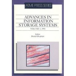 Advances in Information Storage Systems, v. 1 by American Society of Mechanical Engineers (ASME), 9780791800218.