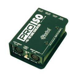 Radial Engineering Pro-ISO +4/-10 dB Stereo Line R800 1150 B&H