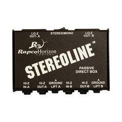 RapcoHorizon  Stereoline Passive Direct Box STL-1 B&H Photo Video