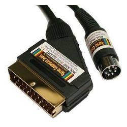 Roland S20, S50, S220, S330, S550, S760, S770 RGB Scart Lead TV Monitor lead