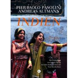 Bücher: Indien  von Andreas Altmann,Pier Paolo Pasolini
