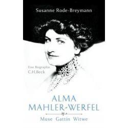 Bücher: Alma Mahler-Werfel  von Susanne Rode-Breymann