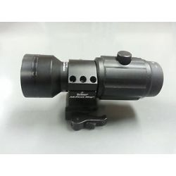 Primary Arms 6X Red Dot Magnifier G2 with Burris QD Pivot to Side Ring Package