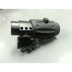 Primary Arms 3X Red Dot Magnifier w Long Eye Relief and Burris QD Pivot Mount