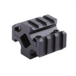 NcStar Universal Rifle Barrel Mounted Weaver Base Quad Rail MBM