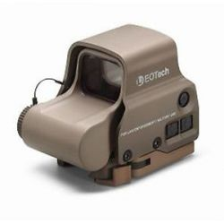 EOTech EXPS3 0 Night Vision Compatible QD Holographic Sight A65 Reticle Tan