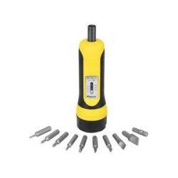 Wheeler Fat Adjustable Torque Wrench 10 Bits Gunsmithing Wrench 553556