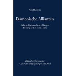 Bücher: Dämonische Allianzen  von Astrid Lembke