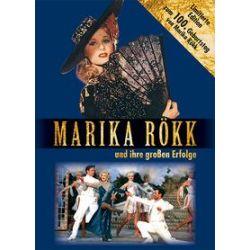 Bücher: MARIKA RÖKK und ihre großen Erfolge  von Christina Drewing,Ute Mayer,Hartmut Harfensteller