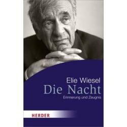 Bücher: Die Nacht  von Elie Wiesel