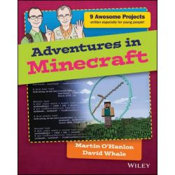 Adventures in Minecraft by David Whale, 9781118946916.