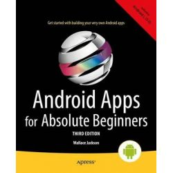 Android Apps for Absolute Beginners by Wallace Jackson, 9781484200209.