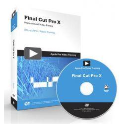Apple Pro Video Series, Final Cut Pro X by Steve Martin, 9780321809629.