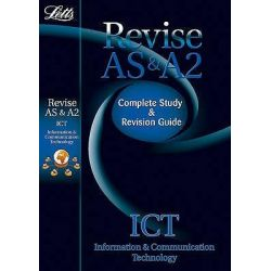 AS and A2 ICT, Study Guide by Chris Jones, 9781844194421.