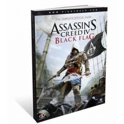 Assassin's Creed IV Black Flag - the Complete Official Guide by Piggyback, 9781908172372.