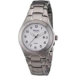 Boccia Damen-Armbanduhr Titan 3119-10