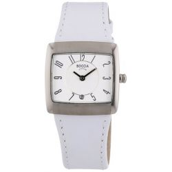 Boccia Damen-Armbanduhr Mit Lederarmband Trend 3150-01