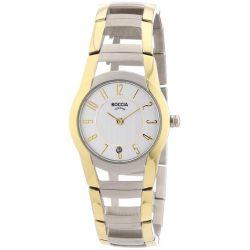 Boccia Damen-Armbanduhr Titan Dress 3140-02