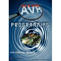 Bascom-AVR Programming by Jurij Mikeln, 9789616680042.
