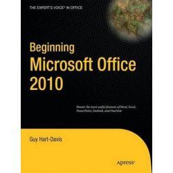 Beginning Microsoft Office 2010, APRESS by Guy Hart-Davis, 9781430229490.