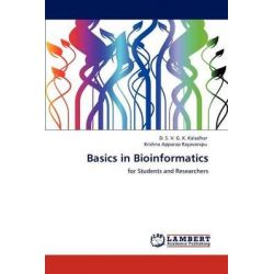 Basics in Bioinformatics by D. S. V. G. K. Kaladhar, 9783848442768.
