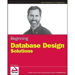 Beginning Database Design Solutions by Rod Stephens, 9780470385494.