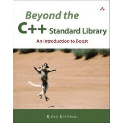 Beyond the C++ Standard Library, An Introduction to Boost by Bjorn Karlsson, 9780321133540.